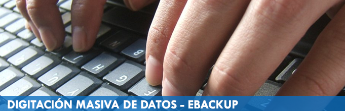 Digitación masiva de datos