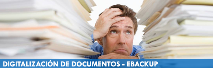 digitalizacion de documentos